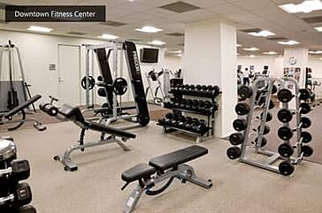 Downtown--Fitness-center