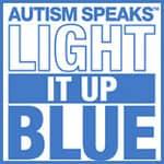 light it up blue event
