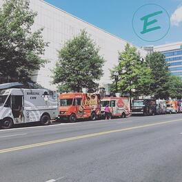 Food Trucks w logo