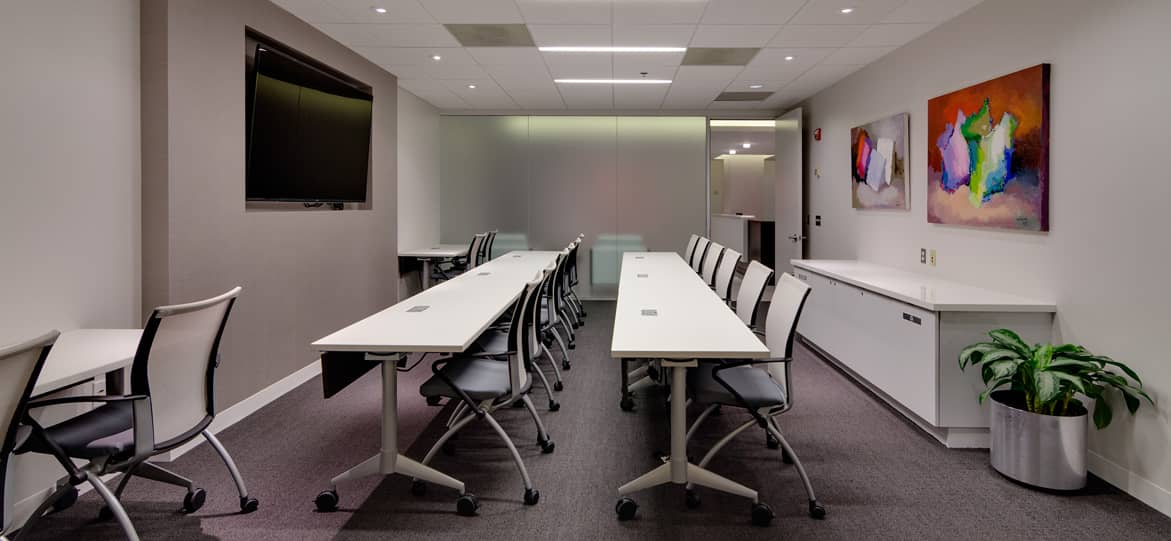 chevy chase classroom style meeting room