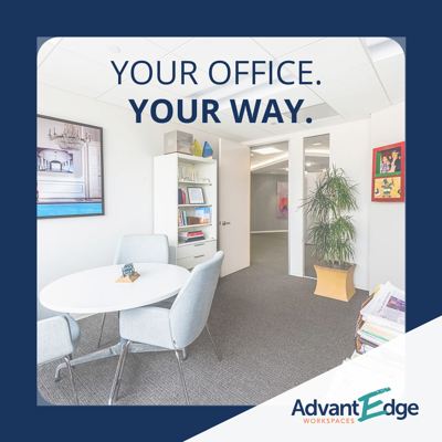 YOUR OFFICE. YOUR WAY.