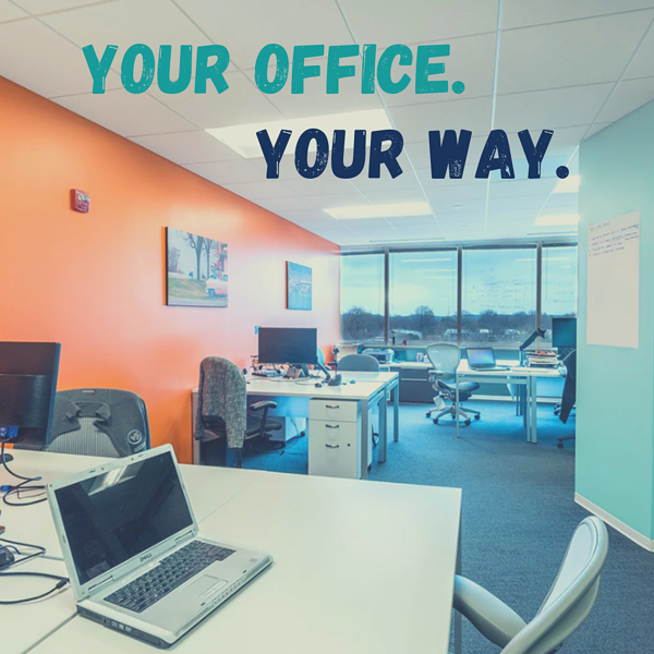 YOUR OFFICE.