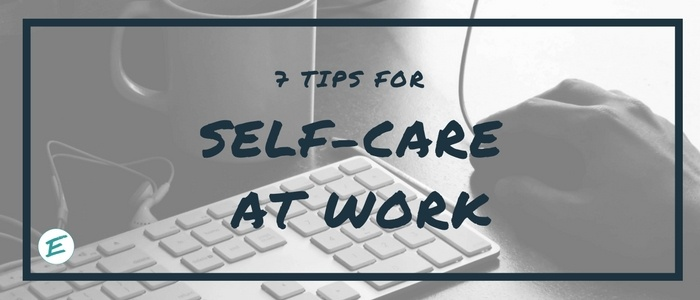 self-care-at-work