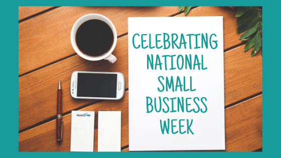 celebrating national small business week