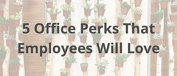 office-perks