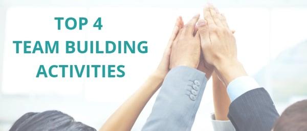 top-4-team-building-activities