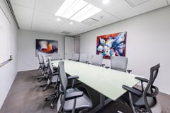 downtown dc large boardroom