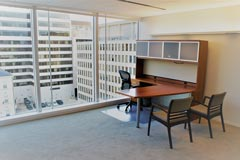 downtown dc private office